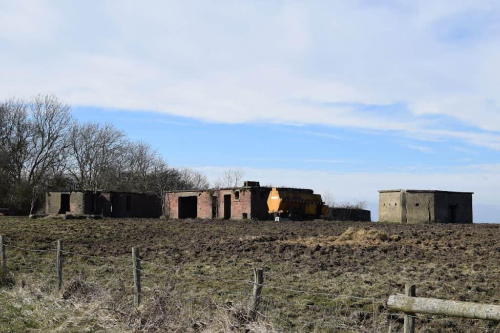 Lodge Hill Anti-Aircraft site